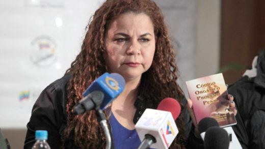 Difunden audio de Iris Varela amenazando a funcionarios del ministerio de asuntos penitenciarios