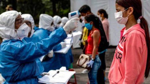 Advierten repunte de casos de Covid-19 para enero de 2021 en Venezuela
