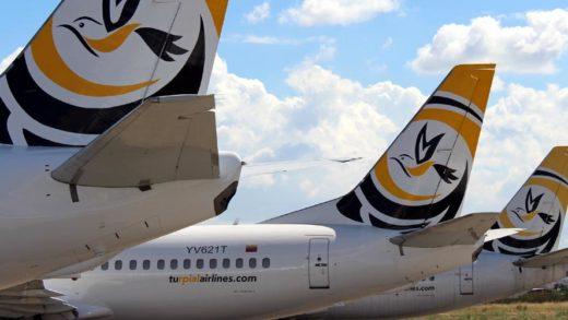 Turpial Airlines activará vuelos a Panamá y República Dominicana