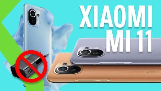 Presentan al nuevo Xiaomi Mi 11 y se venderá con o sin cargador