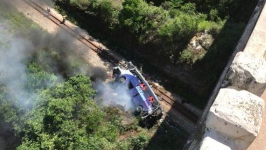 accidente brasil
