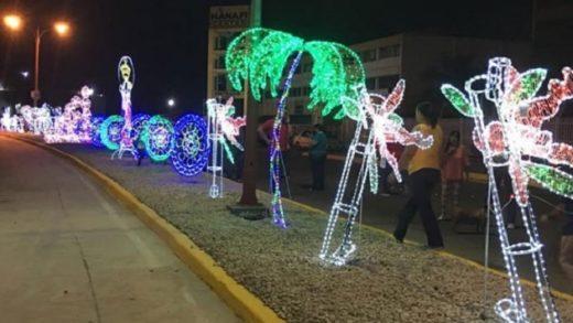 Encendido de la Navidad se realizará este viernes 4 de diciembre en Maneiro
