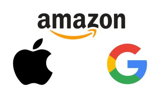Apple supera a Amazon y Google