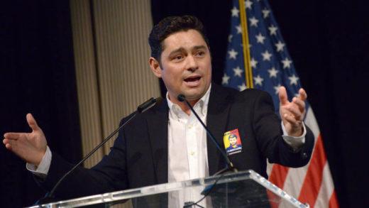 Vecchio representará a Venezuela en la investidura de Biden