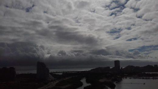 Inameh prevé precipitaciones en los estados Nueva Esparta y Sucre