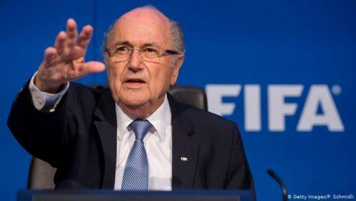 Expresidente de la FIFA Joseph Blatter ingresa al hospital en estado grave