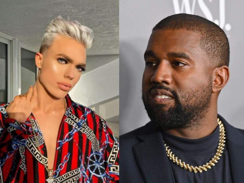 Maquillador dijo haber tenido una aventura con Kanye West