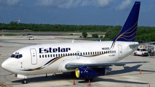 Aerolínea Estelar reactiva sus vuelos a Panamá una vez a la semana