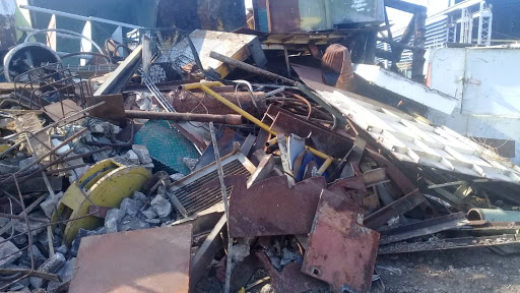 Más de dos toneladas de chatarra fueron incautadas en Sucre y Nueva Esparta