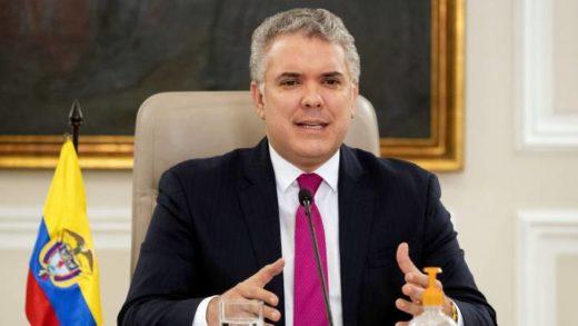Iván Duque solicita apoyo a la comunidad internacional para atender crisis migratoria venezolana