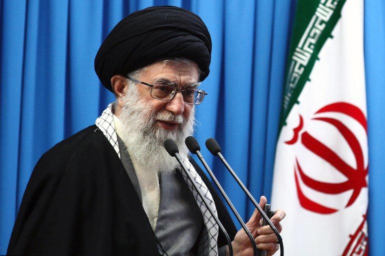 Líder de Irán Alí Jameneí afirma que el país enriquecerá uranio hasta el 60% si lo desea