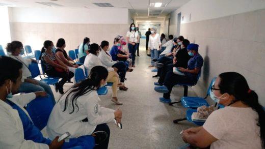 Inicia vacunación de personal de salud en Nueva Esparta