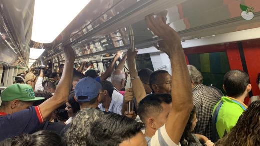 Dos jóvenes fueron detenidos por grabar un polémico video del Metro de Caracas