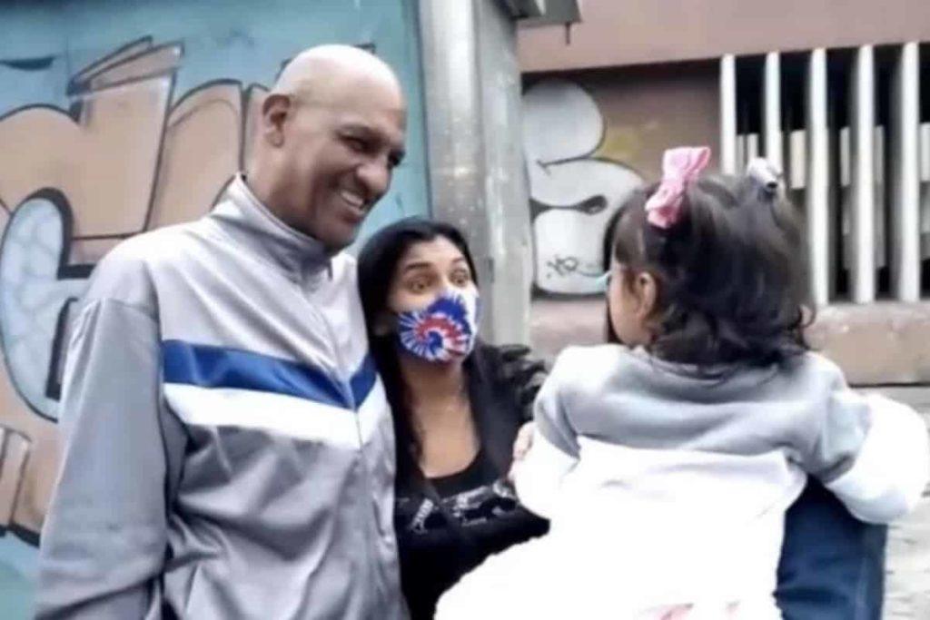 Expolicía metropolitano Arube Pérez fue liberado luego de 17 años preso por sucesos del 11A