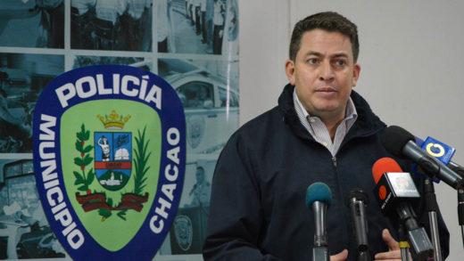 Gustavo Duque planea postularse a la reelección en la alcaldía de Chacao