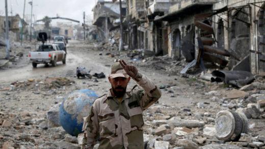 Unos 22 milicianos proiraníes mueren en bombardeo de EE.UU. en Siria
