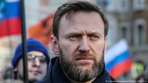 Navalny detenidos