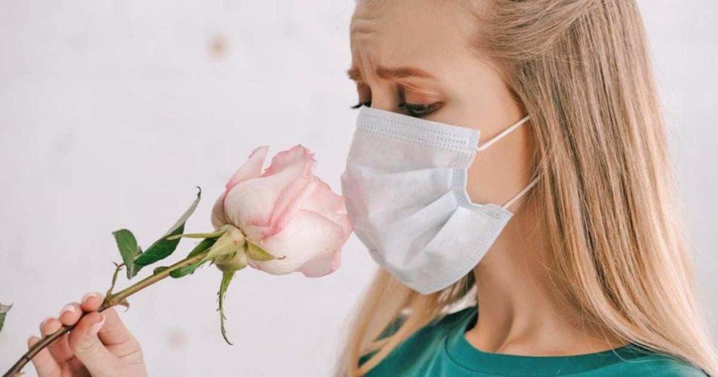Según estudios la pérdida del olfato y gusto por coronavirus puede durar hasta cinco meses