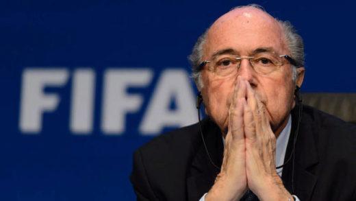 FIFA sanciona de nuevo al expresidente Joseph Blatter por violación del Código Ético