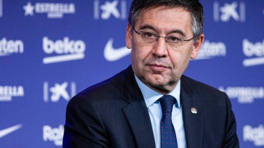Expresidente del FC Barcelona Josep Maria Bartomeu es detenido por el caso Barçagate