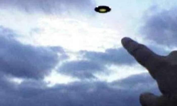 ¿Ovnis en Venezuela? Ciclista fotografió un extraño objeto volador durante un paseo en Mérida (+Fotos)
