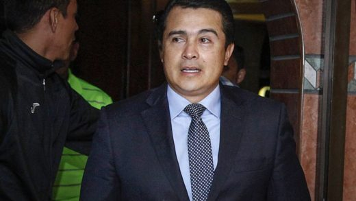 Nueva York condena a cadena perpetua al hermano del presidente de Honduras por narcotráfico