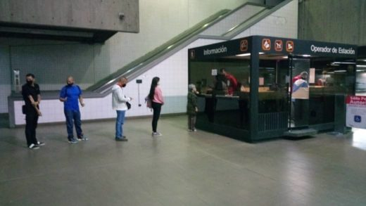 Metro de Caracas venderá tarjetas inteligentes en 23 estaciones este #1Mar