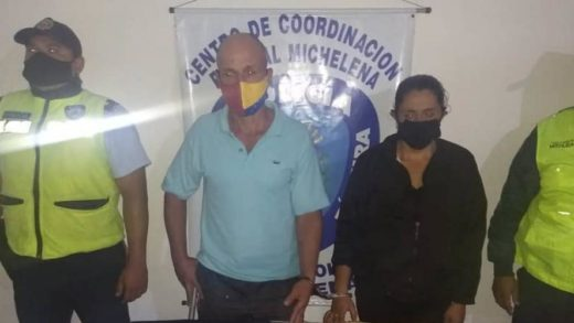 Detienen a mujer que mantenía encadenada a su sobrina de 8 años en Táchira