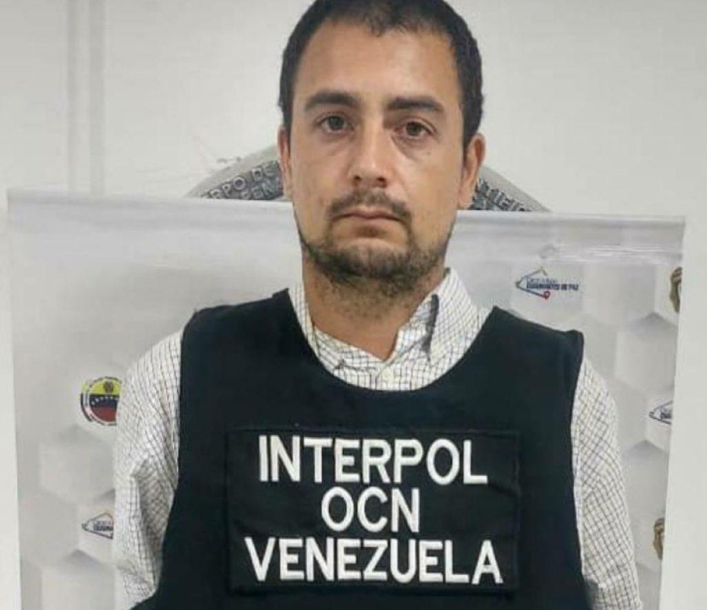 Interpol logran capturar al italiano Flavio Febi en Nueva Esparta