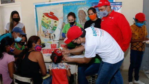 Plan 200 Carabobo atenderá a las 4.400 familias de la isla de Coche
