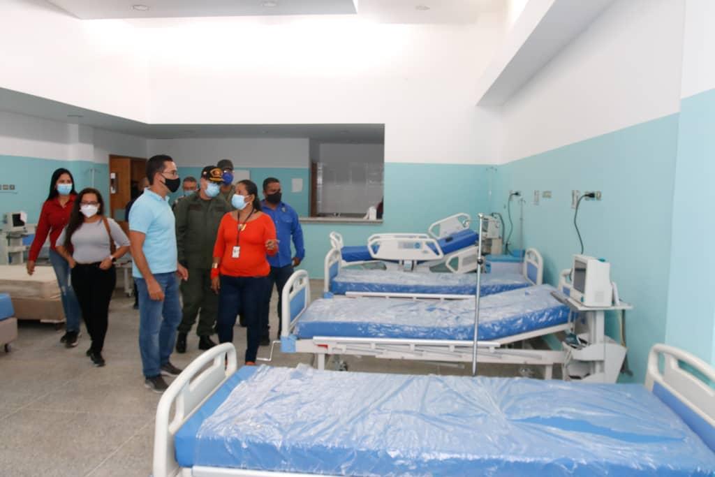 Inicia rehabilitación del hospital Armando Mata Sánchez en Punta de Piedras