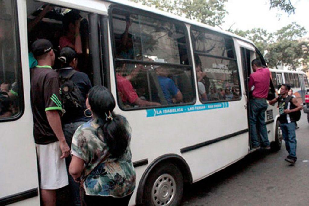 Transportistas de Nueva Esparta no aceptarán divisas para evitar conflictos
