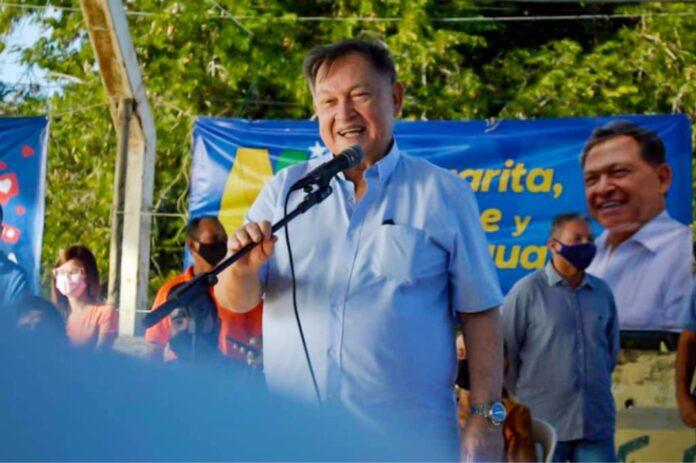 Candidato Morel Rodríguez Ávila afirmó recuperar el deporte en Nueva Esparta también será su prioridad