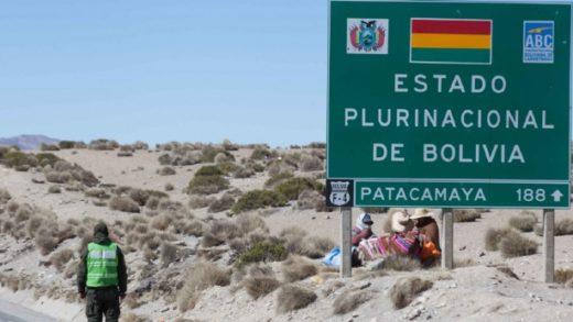 Detienen a 21 venezolanos que intentaban ingresar irregularmente a Bolivia