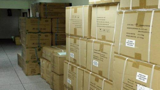Distribuirán más de 415 mil insumos médicos en Nueva Esparta
