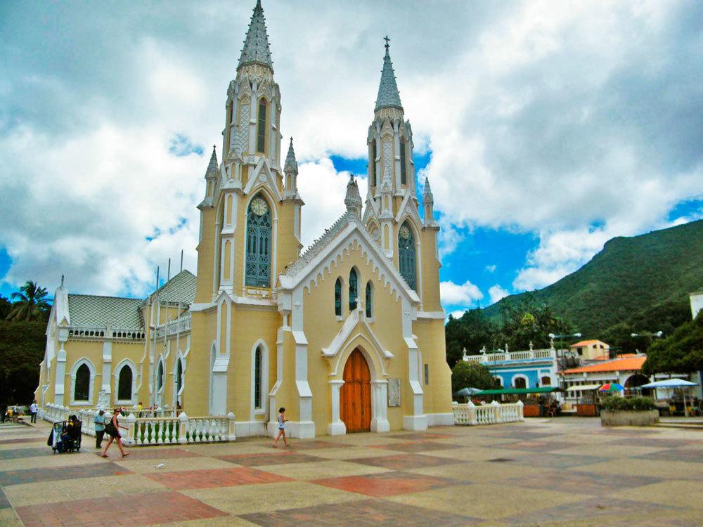 Basílica Virgen del Valle e iglesias en Nueva Esparta permitirán actividad de manera progresiva