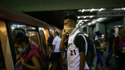 Venezuela registró 850 nuevos contagios y 11 fallecidos por covid-19