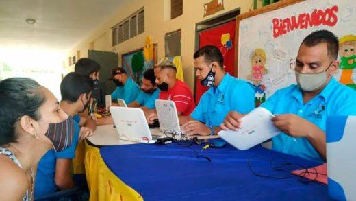 Más de 3 mil familias fueron atendidas por la Zona Educativa de Nueva Esparta