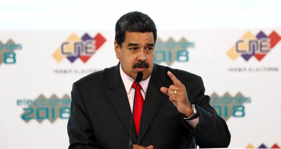 Maduro asegura que el PSUV está preparando a sus candidatos para las elecciones regionales