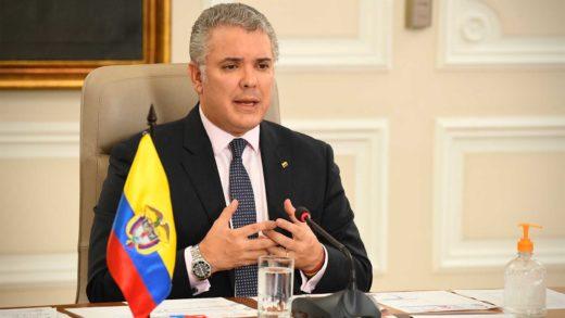 Duque pide más presión a la Unión Europea contra el régimen de Maduro