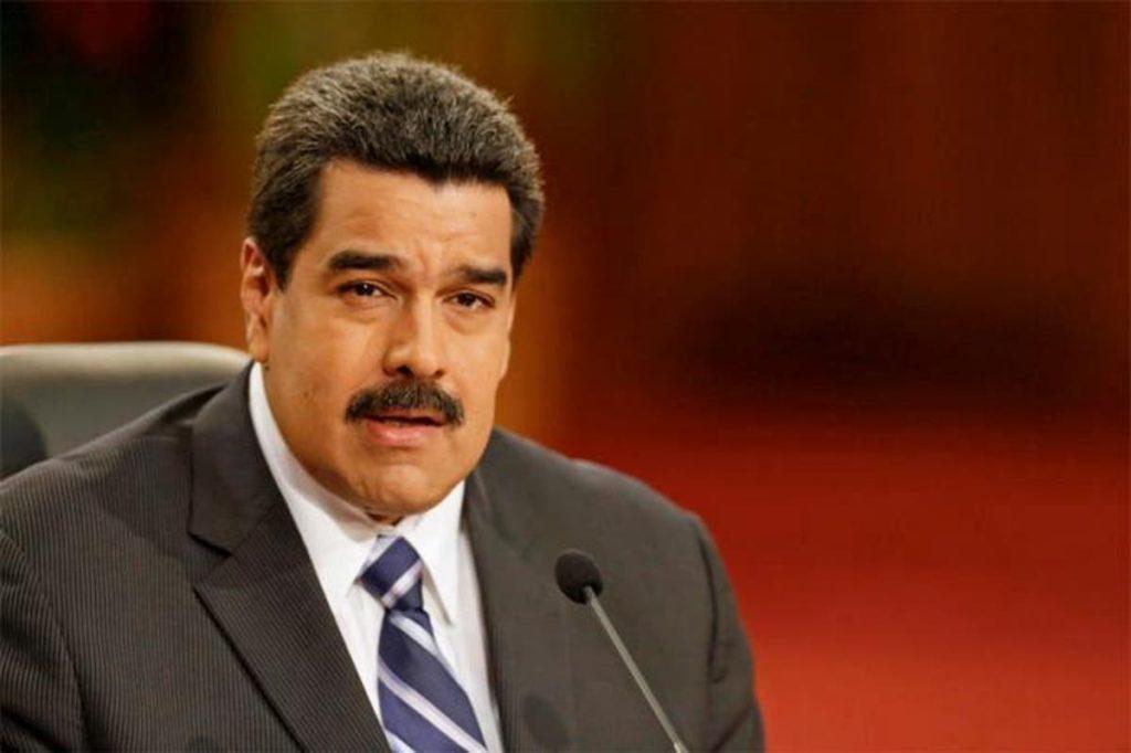 Maduro agradece al Papa Francisco por sus deseos de reconciliación para el país