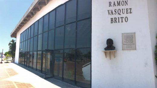 casa de cultura Ramón Vásquez Brito