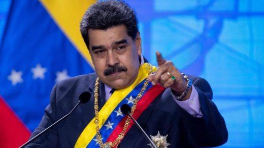 """Maduro aseguró que las refinerías de Pdvsa están """"en un buen nivel de recuperación"""""""