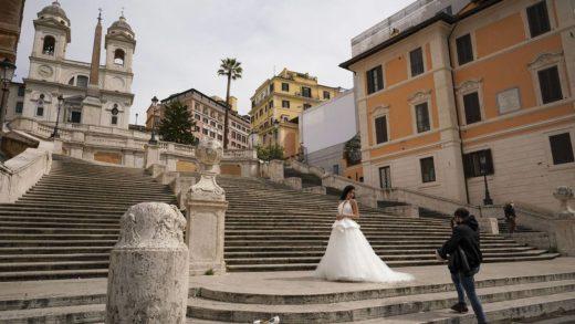 Italia extiende medidas sanitarias hasta el 30 de abril