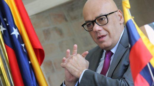 Jorge Rodríguez rechaza propuesta de Fedecámaras para vacunar a la población