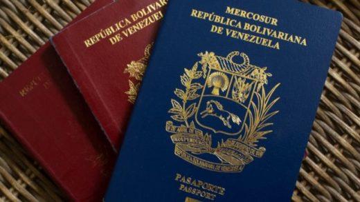 Estos son los cambios que tendrá el pasaporte venezolano a partir de este 15 de abril