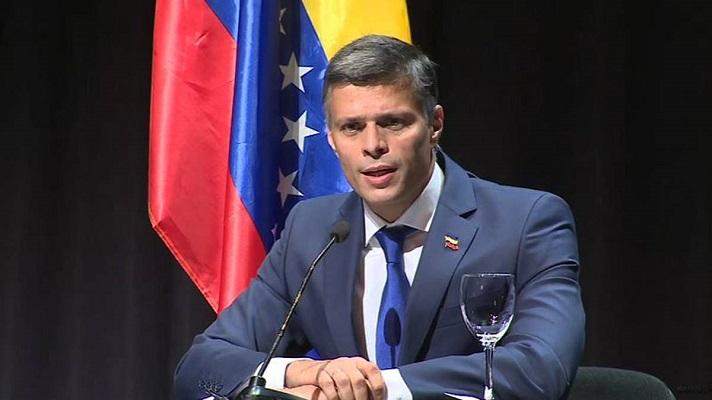 Ministerio Público pide a España la extradición de Leopoldo López