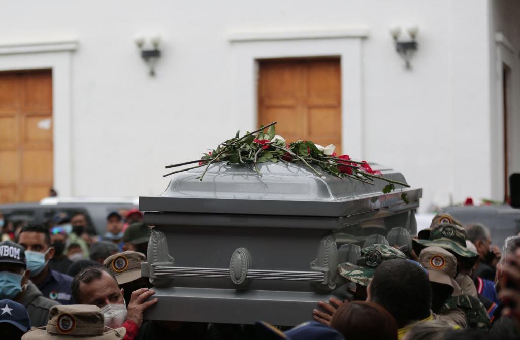 Restos de Aristóbulo Istúriz reposarán en el Cementerio General del Sur
