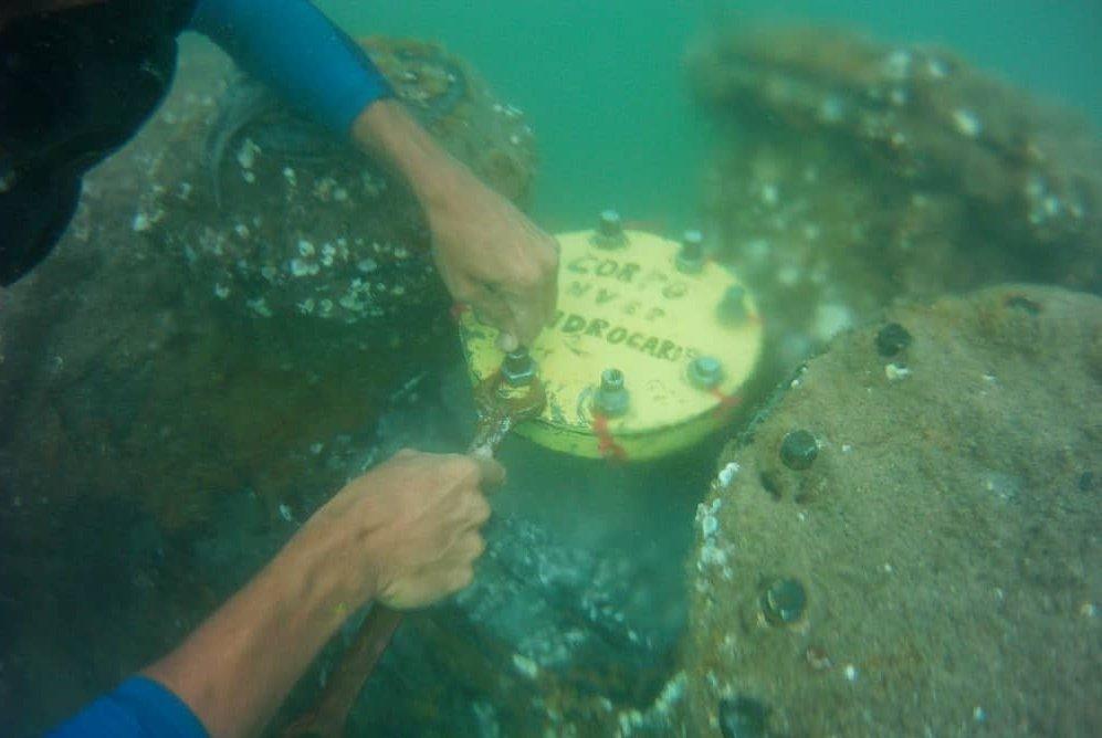 Reparan fuga de tubería submarina que suministra agua a Margarita