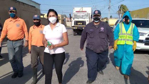 Gobernador Alfredo Díaz retoma ataque contra el Covid-19 en Nueva Esparta